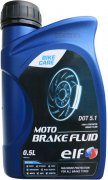 ELF MOTO BRAKE FLUID DOT 5.1 - 250ml