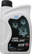 ELF MOTO COOLANT ORGANIC - chladiaca kvapalina pre motocykle - 1l