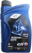 ELF SCOOTER 4 CITY 10W-40 - 1l