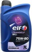 ELF TRANSELF NFJ 75W-80 - 1l