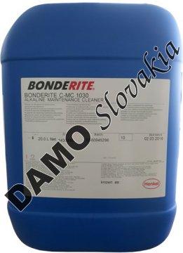BONDERITE C-MC 1030 20l - priemyselný čistič pre čistiace stoly