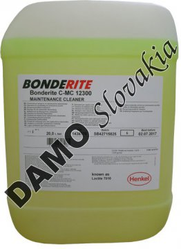BONDERITE C-MC 12300 20l - univerzálny čistič do dielne