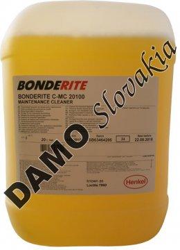 BONDERITE C-MC 20100 20l - málo penivý čistič podláh