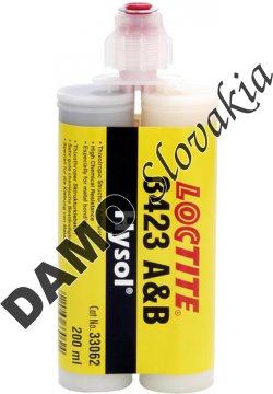 Loctite 3423 200ml - univerzálne epoxidové lepidlo, nestekavé