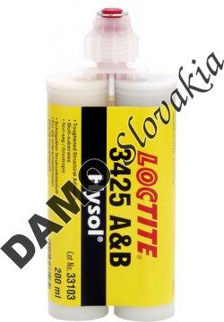 Loctite 3425 200ml - nestekavé epoxidové lepidlo, húževnaté