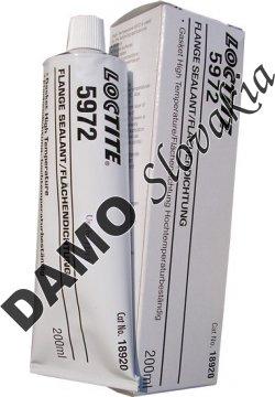 Loctite 5972 200ml - syntetická živica, plošné tesnenie, vysokoteplotné