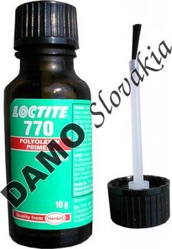 HENKEL Loctite 770 10ml - primer pre kyanoakryláty, polyolefínový primer