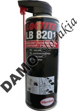 LOCTITE LB 8201 400ml - five way spray, univerzálny penetračný sprej