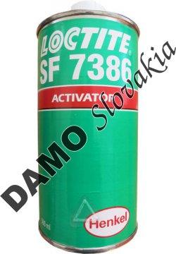 LOCTITE SF 7386 500ml - aktivátor pre húževnaté akrylátové lepidlá