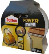 Pattex Power Tape 25m - strieborná univerzálna lepiaca páska