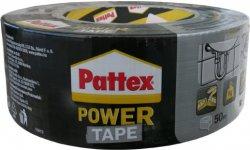 Pattex Power Tape 50m - strieborná univerzálna lepiaca páska