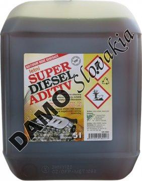 VIF SUPER DIESEL ADITIV LETNÝ - 5l