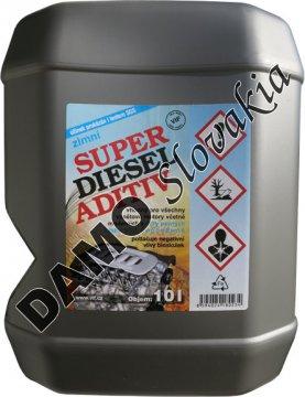 VIF SUPER DIESEL ADITIV ZIMNÝ - 10l