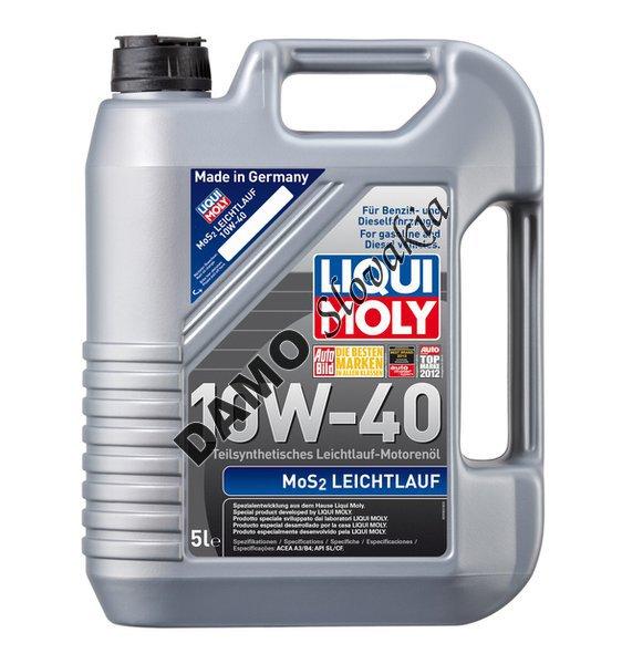 LIQUI MOLY 1092 LEICHTLAUF MOS2 10W-40 - 5l