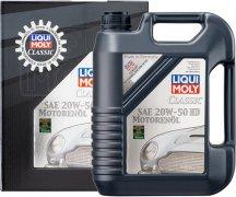 LIQUI MOLY CLASSIC MOTORENöL 20W-50 HD - 5l