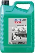 LIQUI MOLY 4T SAE 30, motorový olej pre kosačky - 5l