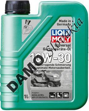LIQUI MOLY 4T SAE 10W-30, olej pre záhradnú techniku - 1l