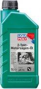 LIQUI MOLY 2T, olej pre motorové píly - 1l