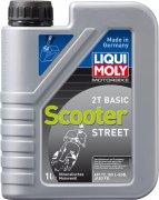 LIQUI MOLY 2T BASIC SCOOTER STREET - 1l