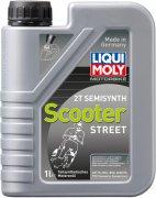 LIQUI MOLY 2T SEMISYNTH SCOOTER STREET - 1l
