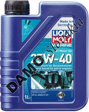 LIQUI MOLY MARINE 4T 25W-40 - 1l