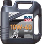 LIQUI MOLY 4T 10W-40 OFFROAD - 4l