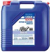 LIQUI MOLY hypoidný prevodový olej TRUCK LD 80W-90 - 20l