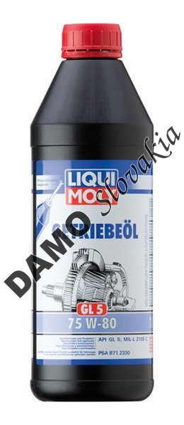 liqui moly getriebe l gl5 75w 80 1l motorov. Black Bedroom Furniture Sets. Home Design Ideas