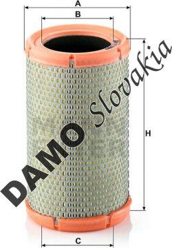 Vzduchový filter C 1145/6