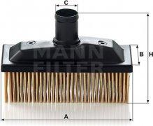 Filter odvzdušňovania C 118