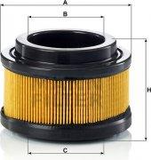 Filter odvzdušňovania MANN FILTER C 11 008
