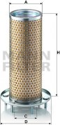 Poistný filter MANN FILTER C 1371