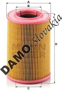 Vzduchový filter C 1380/1