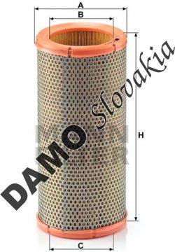 Vzduchový filter C 1399/2