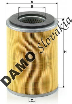 Vzduchový filter MANN FILTER C 13 103/1