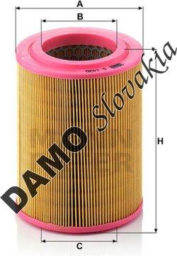 Vzduchový filter C 1430