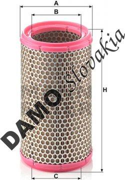Vzduchový filter C 1589/3