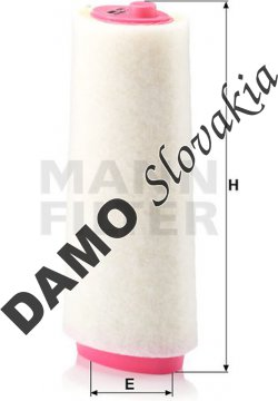 Vzduchový filter MANN FILTER C 15 105/1
