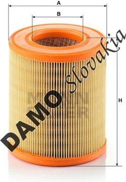 Vzduchový filter C 16 118