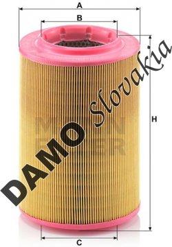 Vzduchový filter C 17 201/3