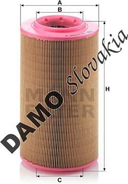 Vzduchový filter C 17 278