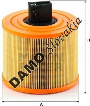 Vzduchový filter MANN FILTER C 18 114