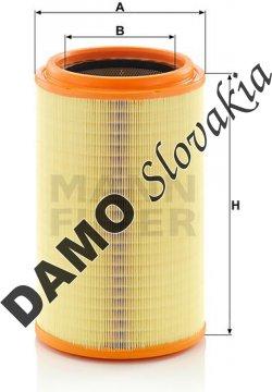 Vzduchový filter MANN FILTER C 26 025
