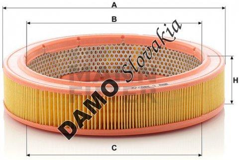 Vzduchový filter C 2852/2