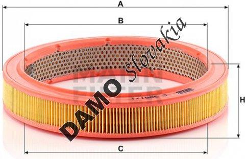 Vzduchový filter C 3051/1