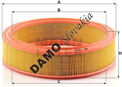 Vzduchový filter C 3078