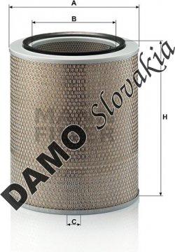 Vzduchový filter C 31 1093/2