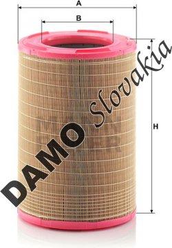Vzduchový filter C 31 1255