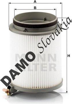Kabínový filter MANN FILTER CU 1546