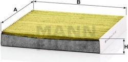 Kabínový filter FP 21 003